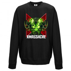 Unisex sweatshirt X-Monster