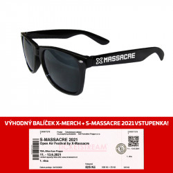 Sunglasses + S-Massacre...