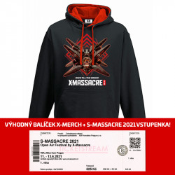 Hoody + S-Massacre ticket