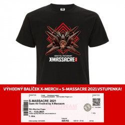 X-Machine t-shirt +...