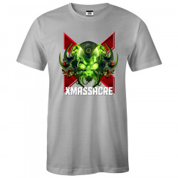X-Monster t-shirt grey